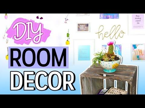 EASY DIY Room Decor Ideas MUST try! | Bethany Mota