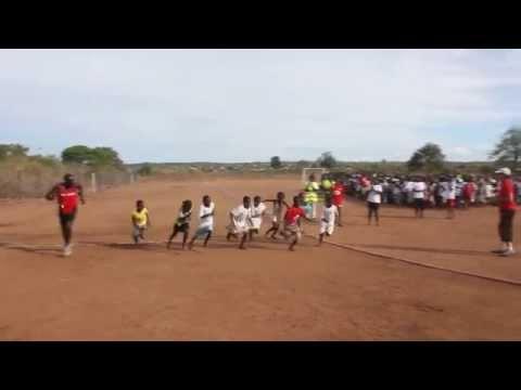 PUROSANGUE ATHLETICS CLUB IN MOZAMBIQUE