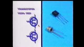 Electrónica: los transistores. Parte 2/2