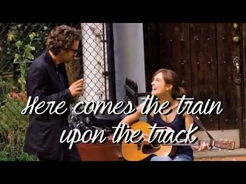 A Step You Cant Take Back - Keira Knightly Lyrics Video