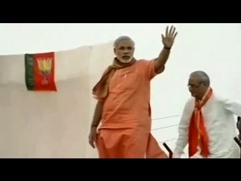 Not just exit polls, Narendra Modi is the bookmakers' favourite too