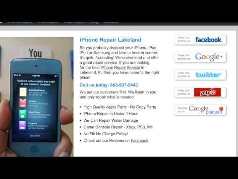iPhone Repair Lakeland