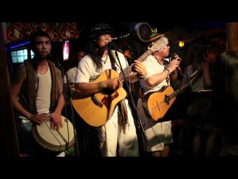Mitu's Tribe - Tropical Depression cover -- Kapayapaan