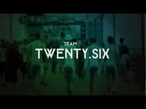 Race Across America - Team twenty.six - ALL IN - DVD Movie Trailer English - RAAM Winner 2012