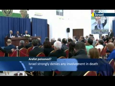 Russian report questions Arafat polonium theory: insufficient evidence to prove Arafat poisoning
