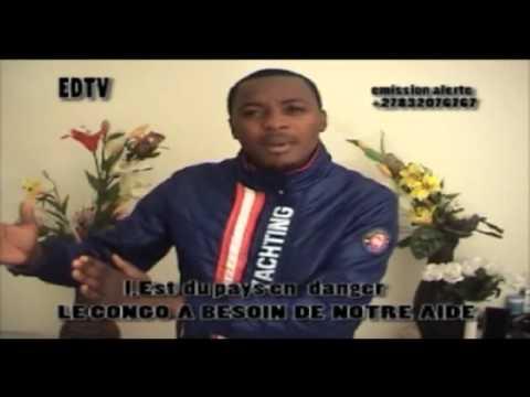 MISE AU POINT DE PITSHOU NGWENE SUR EDTV: LE CONGO A BESOIN DE NOTRE AIDE