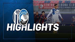 14ª #SerieATIM | Bologna-Atalanta 2-2 | Highlights