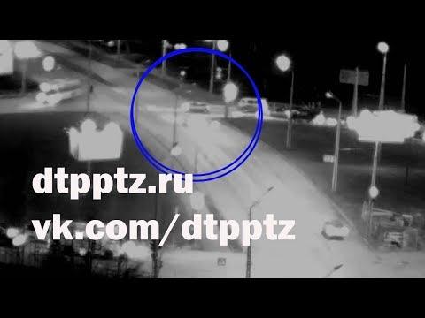 ДТП на улице Шотмана
