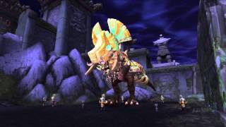 Mists of Pandaria Патч 5.2 / World of Warcraft / Трейлеры