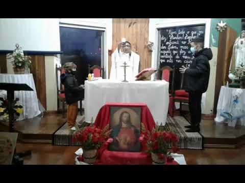 Santa Missa | 11.06.2021 | Sexta-feira | Padre Francisco de Assis | ANSPAZ