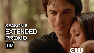 The Vampire Diaries Season 6 'Move On' Promo [HD]