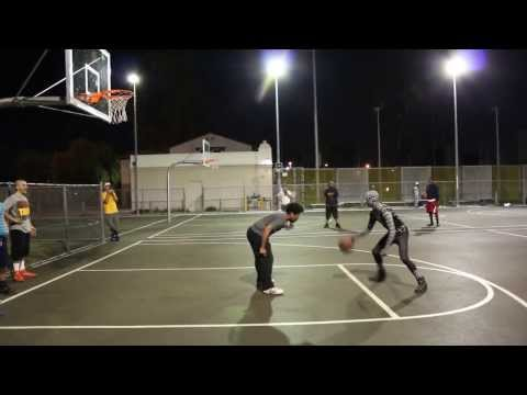 Spiderman Plays Basketball PART 3 'Symbiote Catch' ft LA Clippers Jamal Crawford (720p)woaaaaao