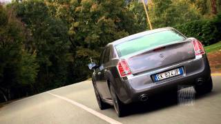 Lancia Thema 2011 roadtest (english subtitled)