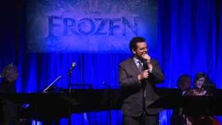 Frozen Cast Sings Live Let It Go, Summer, Love Is An