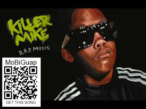 Killer Mike -  Big Beast FT. Bun B - T.I - Trouble - R.A.P Music