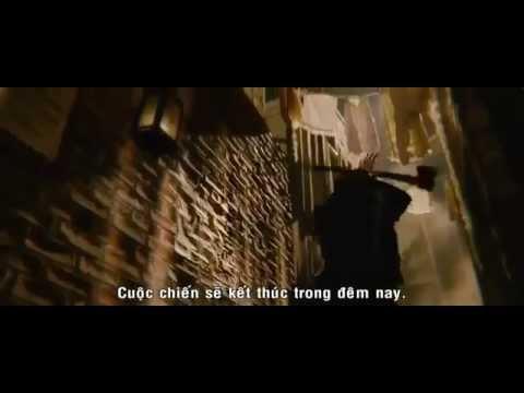Phim Thợ Săn Ma Cà Rồng bản full 2012