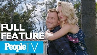 'Bachelor' Stars Colton & Cassie On Their Breakup, The Fence Jump & More (FULL) | PeopleTV