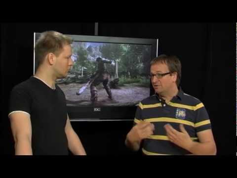 """Аркания в новостях на """"Gamestar TV"""" (с русскими субтитрами)"""