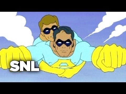 cartoon gay live night saturday series
