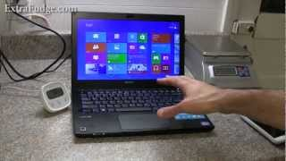 "Sony VAIO S Series SVS13127PXB 13.3"" Notebook Review (With"