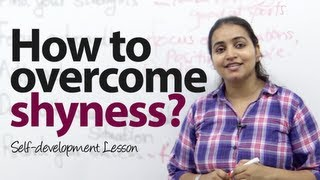 How To Overcome Shyness With Strangers? Public Speaking