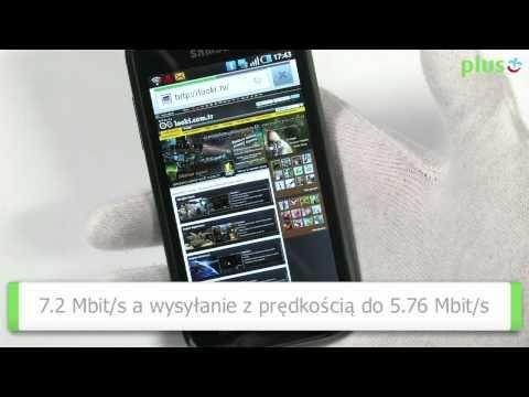 Samsung Galaxy  (i9000) - test telefonu recenzja