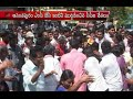 CPI Activists Attack TDP MP JC Diwakar Reddy's House..