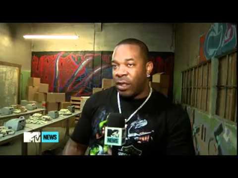 Busta Rhymes on Frank Ocean & Gay Hip Hop Rappers