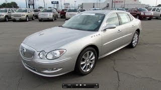 2008 Buick LaCrosse Super (5.3L V8) Start Up, Exhaust, and In Depth Review videos