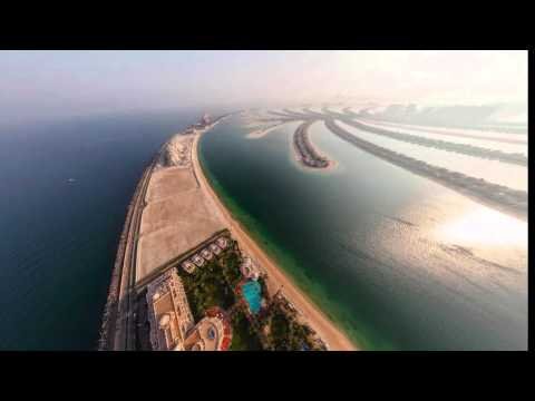 Palm Jumeirah: Dubai World Record 2014 Fireworks will happen in these skies