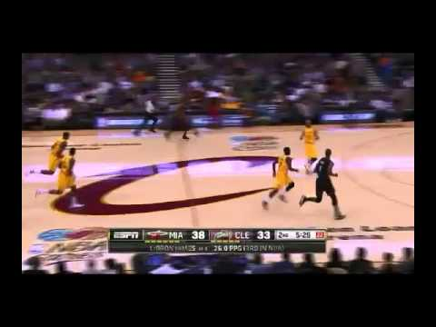 NBA CIRCLE - Miami Heat Vs Cleveland Cavaliers Highlights 27 Nov. 2013 www.nbacircle.com