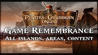 Pirates Of The Caribbean Online: Game Remembrance (FULL