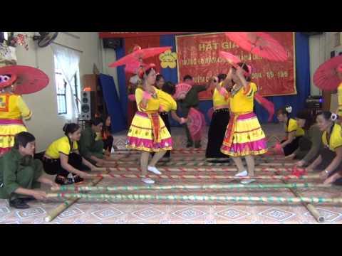 Nhảy Sạp - Mừng 60 năm Điện thắng Điện Biên