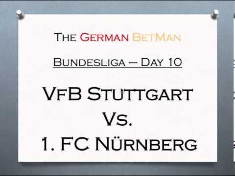 Tips on Sports Betting - VfB Stuttgart vs 1. FC Nürnberg - German Bundesliga 2013/14 - Football