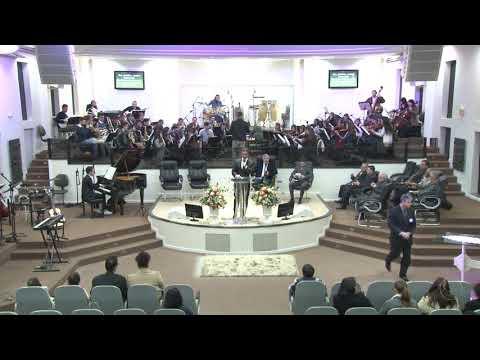 Orquestra Sinfônica Celebração - Harpa Cristã | Nº 3 | Plena paz - 17 06 2018