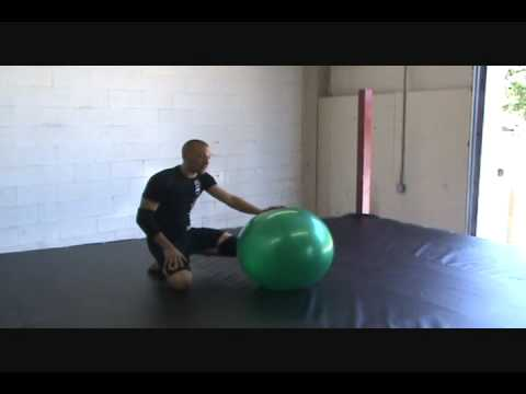 Grappling Ball Drills