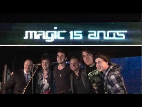 Melhores momentos da Festa Magic 15 Anos