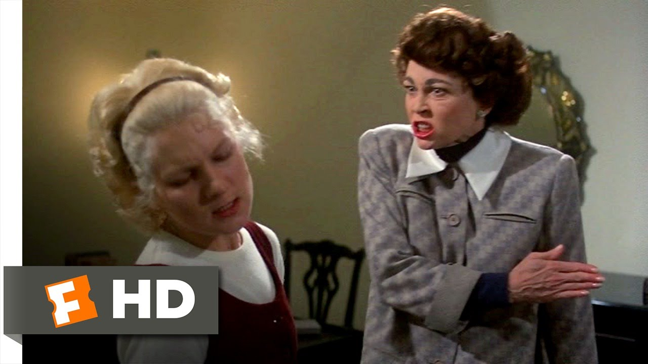 mommie dearest 29 movie clip christina stands up to