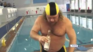 Drunk Olympics: Swimming