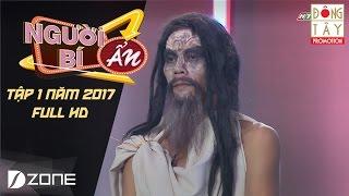 Người Bí Ẩn 2017 | Tập 1 | Vòng 3: Ai là người có thể uốn dẻo?