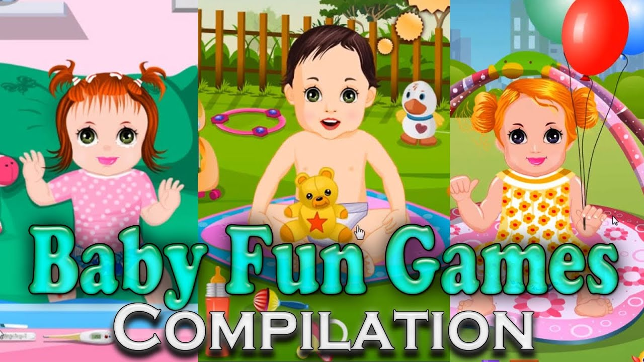 Fun Boys Vs Girls Games : Baby Fun Games for Kids Compilation HD - BOKGames - Girls Boys Babies ...