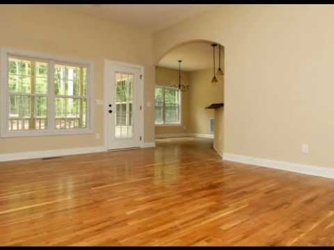One Story Custom Home Under 1500 Sq Ft The Bethesda