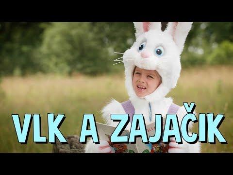 Smejko a tanculienka - Vlk a zajačik