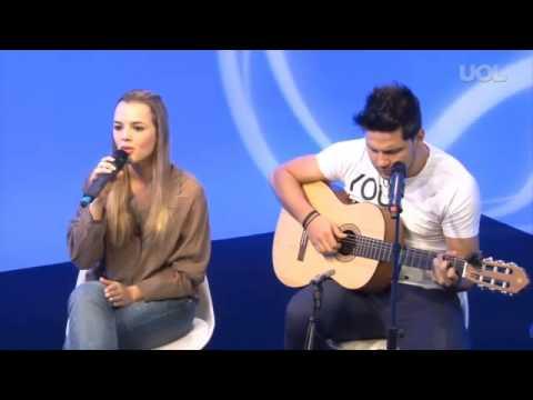 Thaeme e Thiago  365 Dias - versão acústica - TV UOL