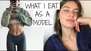 What I Eat in a Day as a Model   Jessica Clements