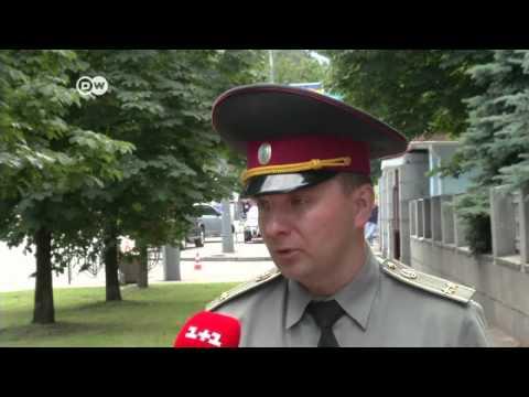 Ost-Ukraine: Flugzeugabschuss bei Luhansk | Journal