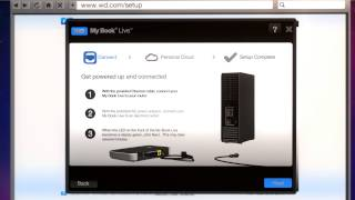 WD: How To Set Up Your Personal Cloud Storage