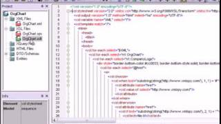 Edit, debug, and profile XSLT 1.0 and XSLT 2.0 view on youtube.com tube online.