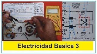 Electricidad Básica Curso 3 de 3