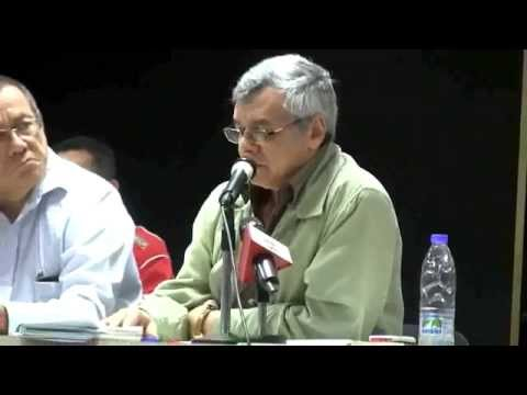 2 Seminario Nacional de Marea Socialista, introducción, Gonzalo Gómez, aporrea tvi, noviembre 2014